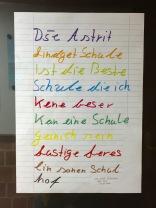 Schülerbrief